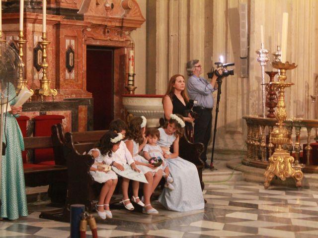 La boda de Rafa y Ana María en Sevilla, Sevilla 17