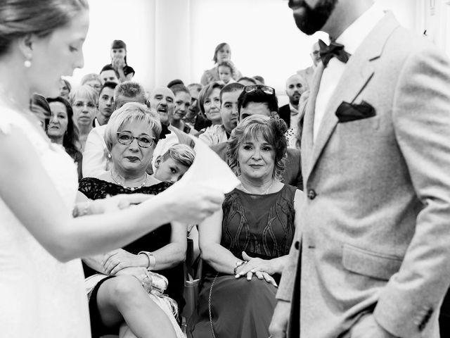 La boda de Eduard y Vanesa en Juneda, Lleida 19