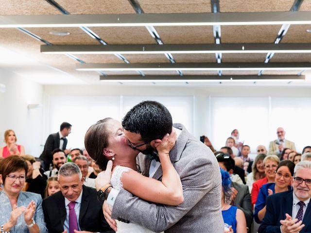 La boda de Eduard y Vanesa en Juneda, Lleida 20
