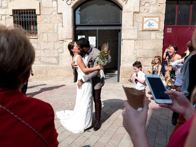 La boda de Eduard y Vanesa en Juneda, Lleida 21