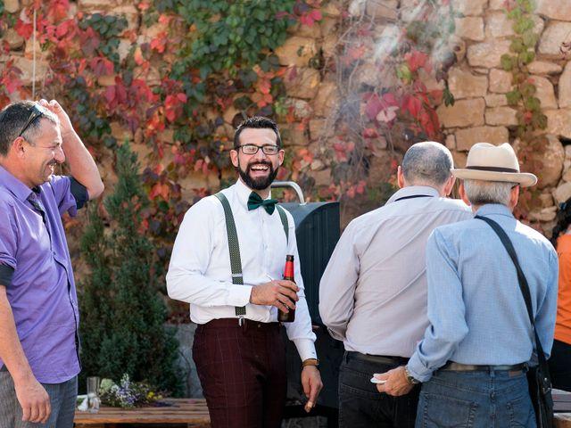 La boda de Eduard y Vanesa en Juneda, Lleida 25