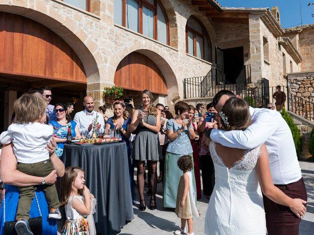 La boda de Eduard y Vanesa en Juneda, Lleida 26