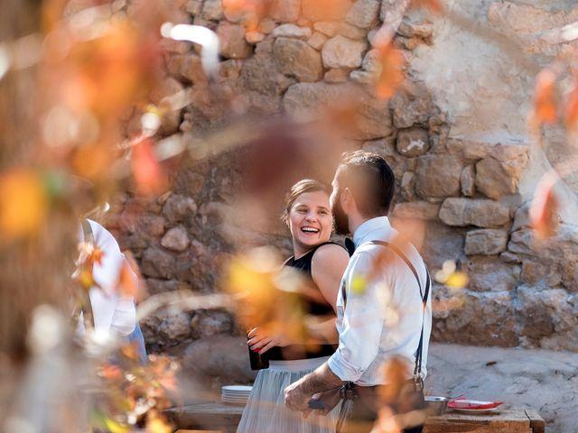La boda de Eduard y Vanesa en Juneda, Lleida 27