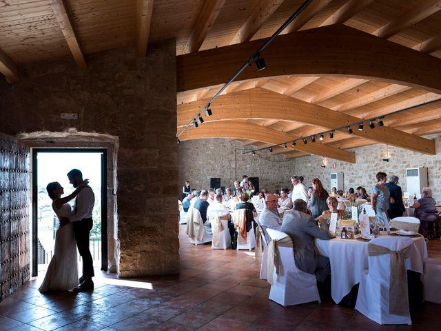 La boda de Eduard y Vanesa en Juneda, Lleida 28