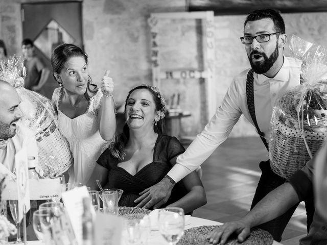 La boda de Eduard y Vanesa en Juneda, Lleida 35