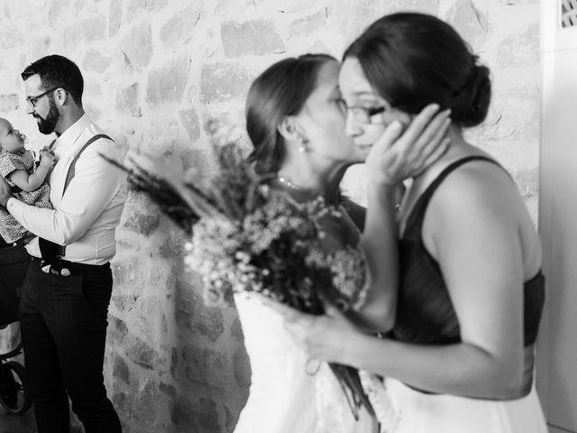 La boda de Eduard y Vanesa en Juneda, Lleida 37