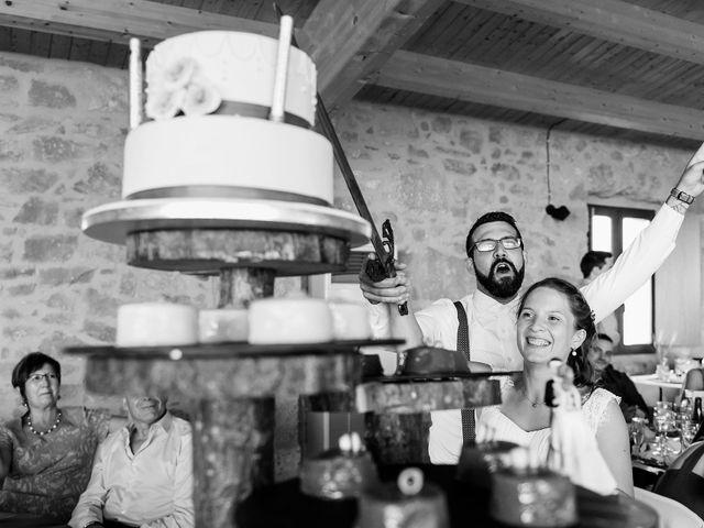 La boda de Eduard y Vanesa en Juneda, Lleida 38
