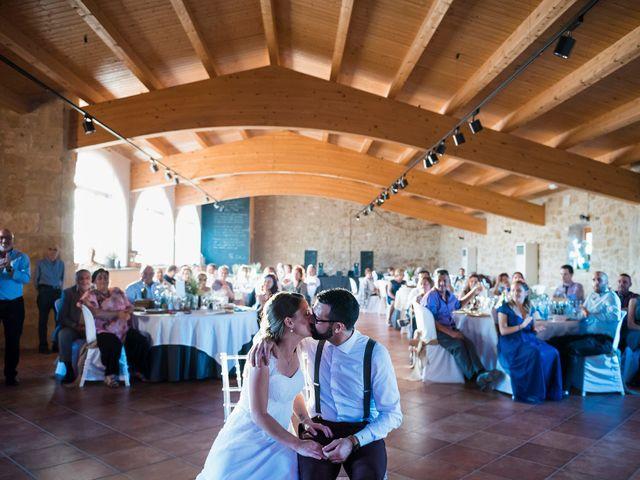 La boda de Eduard y Vanesa en Juneda, Lleida 39