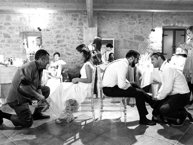 La boda de Eduard y Vanesa en Juneda, Lleida 40