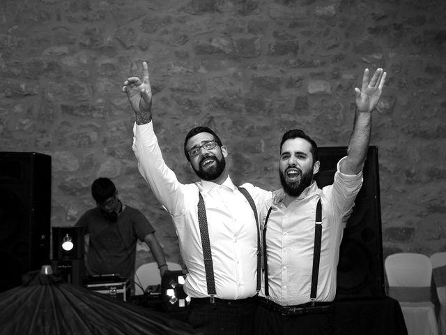 La boda de Eduard y Vanesa en Juneda, Lleida 49