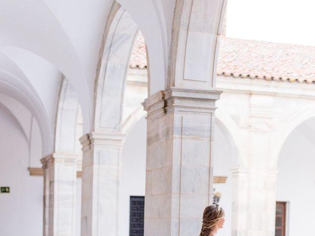 La boda de Antonio  y Ana  en Valencia De Las Torres, Badajoz 3