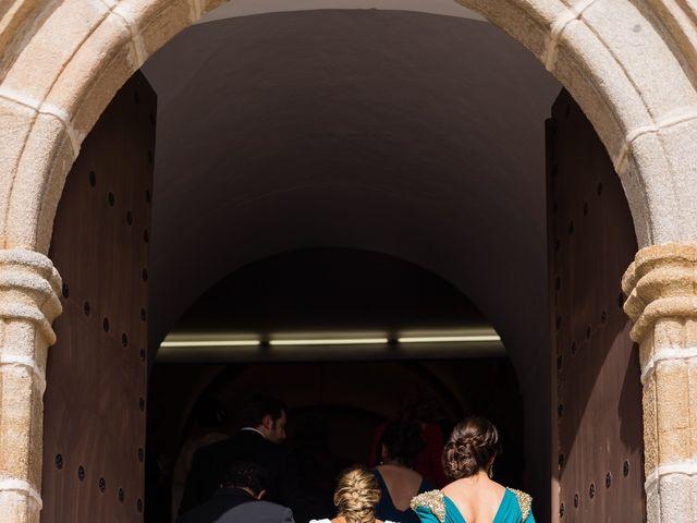 La boda de Antonio  y Ana  en Valencia De Las Torres, Badajoz 5