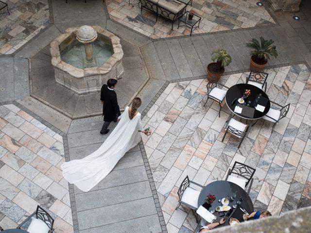 La boda de Antonio  y Ana  en Valencia De Las Torres, Badajoz 11