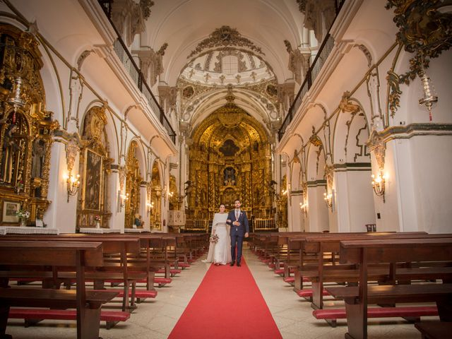 La boda de Francisco Javier y Susana en Córdoba, Córdoba 15