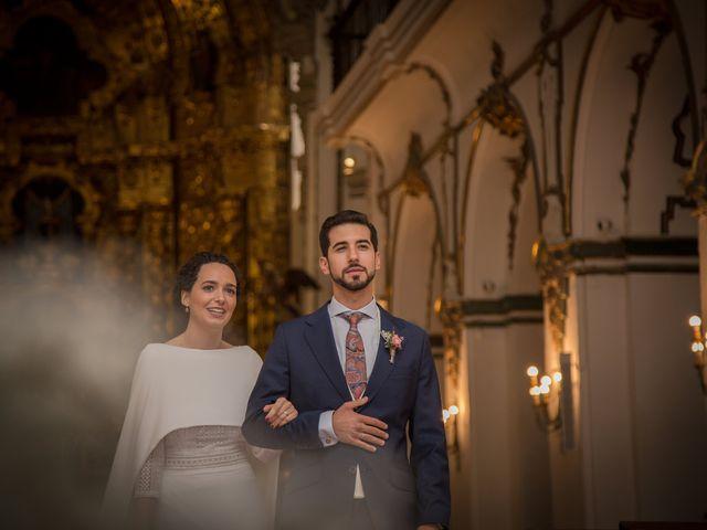 La boda de Susana y Francisco Javier