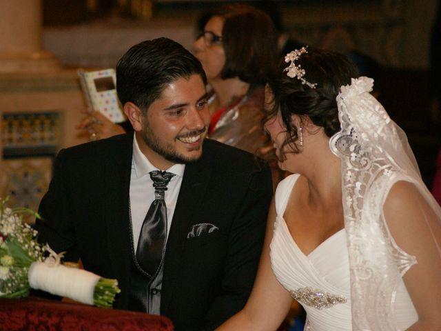 La boda de Myriam y Ismael
