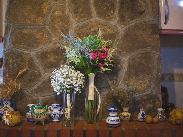 La boda de Manu y Sandra en Pedro Bernardo, Ávila 9