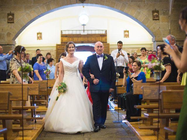La boda de Manu y Sandra en Pedro Bernardo, Ávila 21