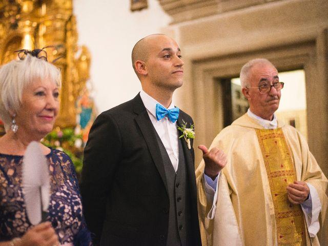 La boda de Manu y Sandra en Pedro Bernardo, Ávila 22
