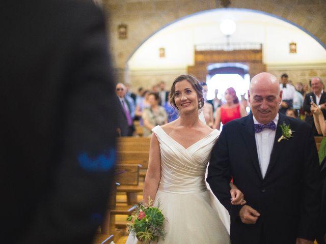 La boda de Manu y Sandra en Pedro Bernardo, Ávila 23