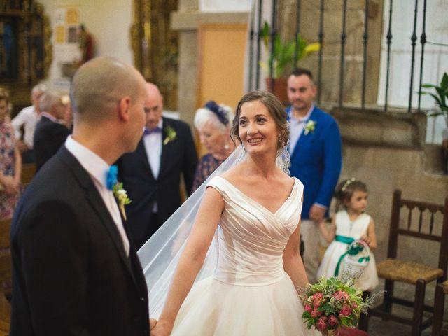 La boda de Manu y Sandra en Pedro Bernardo, Ávila 24