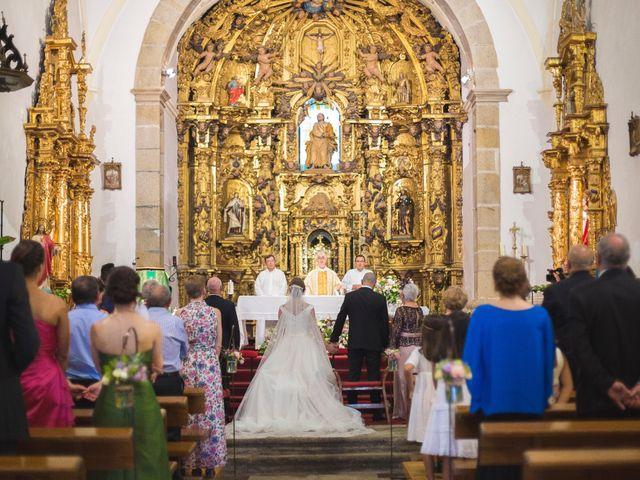 La boda de Manu y Sandra en Pedro Bernardo, Ávila 25