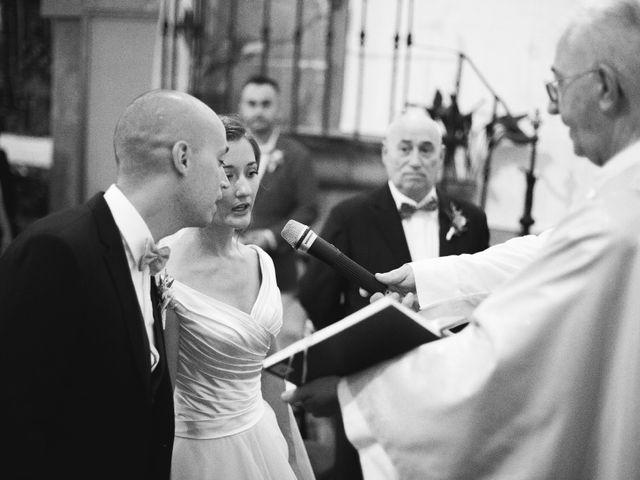 La boda de Manu y Sandra en Pedro Bernardo, Ávila 26