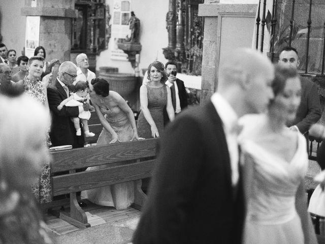 La boda de Manu y Sandra en Pedro Bernardo, Ávila 27
