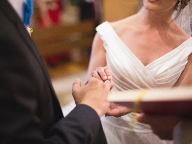 La boda de Manu y Sandra en Pedro Bernardo, Ávila 30