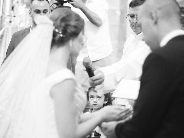 La boda de Manu y Sandra en Pedro Bernardo, Ávila 31
