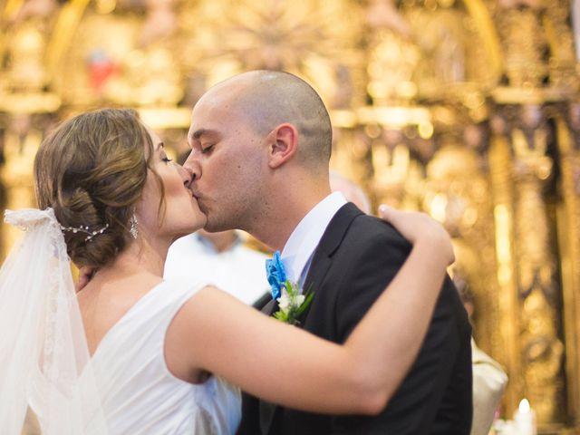 La boda de Manu y Sandra en Pedro Bernardo, Ávila 32
