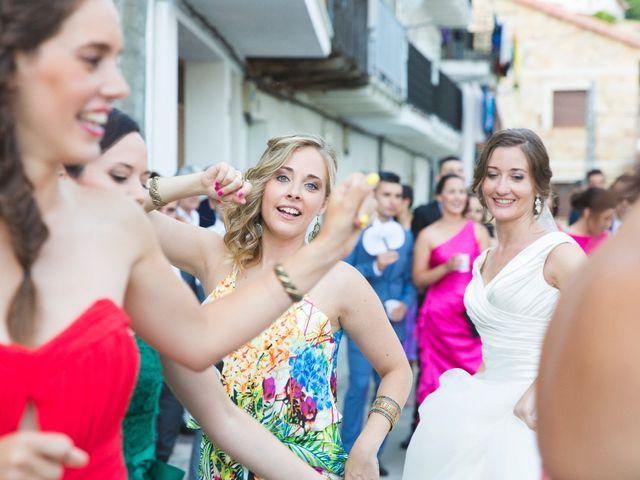 La boda de Manu y Sandra en Pedro Bernardo, Ávila 36