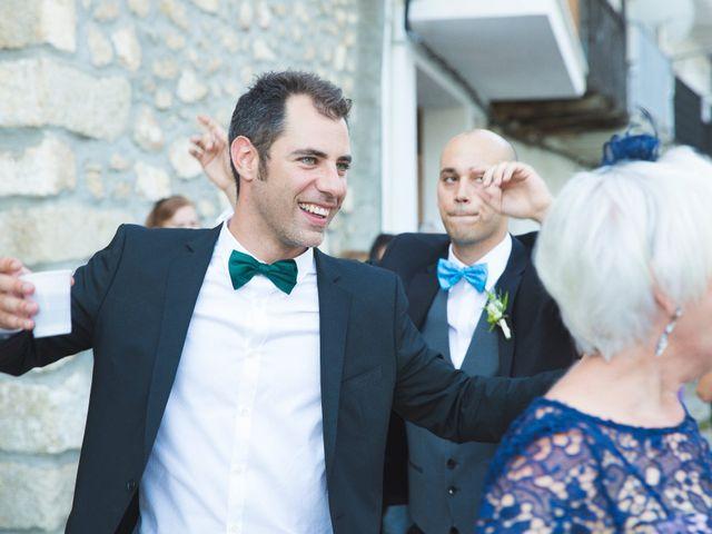 La boda de Manu y Sandra en Pedro Bernardo, Ávila 37