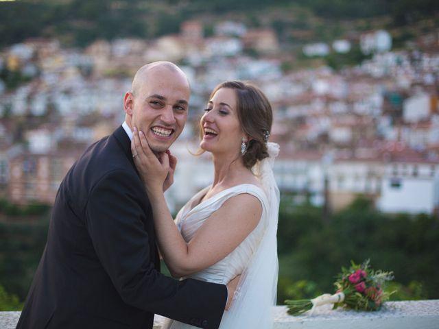 La boda de Manu y Sandra en Pedro Bernardo, Ávila 41