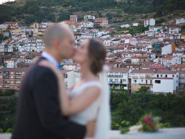 La boda de Manu y Sandra en Pedro Bernardo, Ávila 42