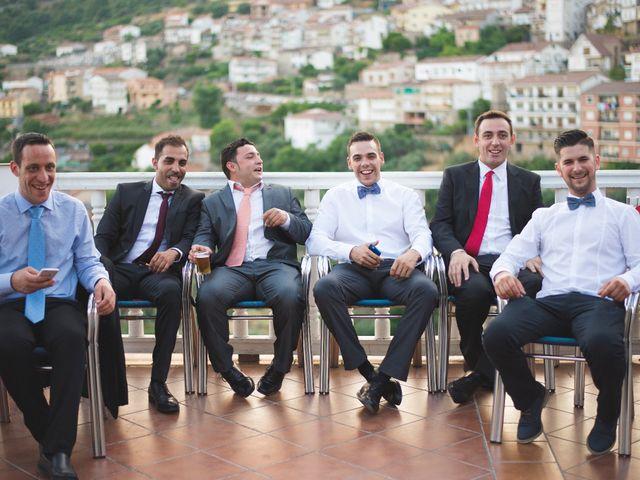 La boda de Manu y Sandra en Pedro Bernardo, Ávila 48