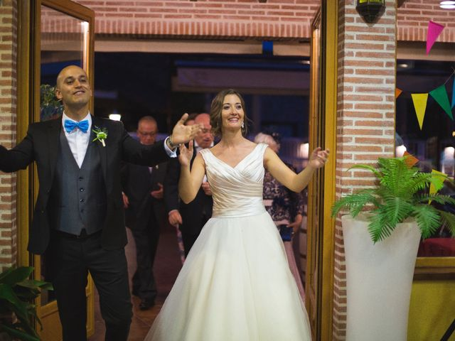 La boda de Manu y Sandra en Pedro Bernardo, Ávila 55