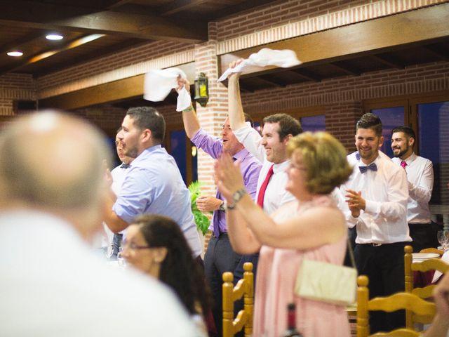 La boda de Manu y Sandra en Pedro Bernardo, Ávila 58