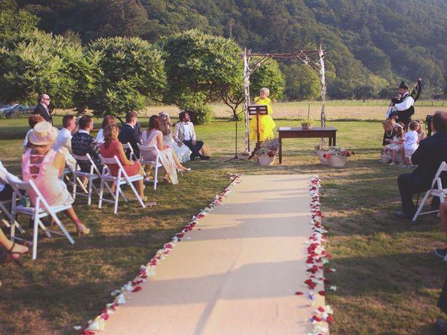 La boda de Guillermo y Almudena en Grado, Asturias 9