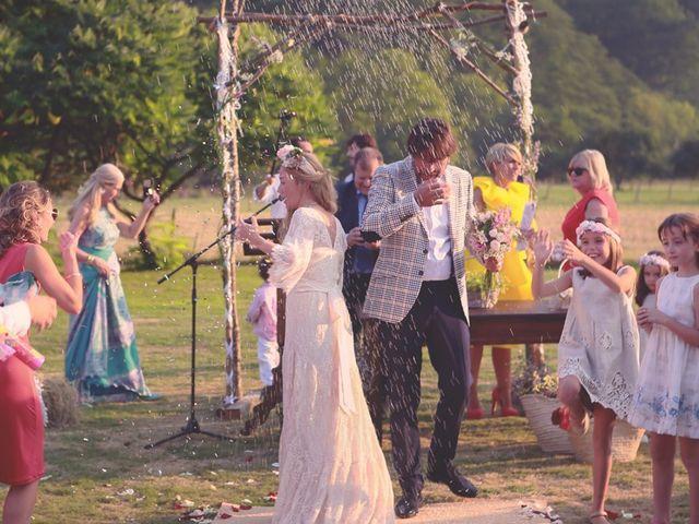 La boda de Guillermo y Almudena en Grado, Asturias 12
