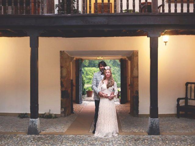 La boda de Guillermo y Almudena en Grado, Asturias 18