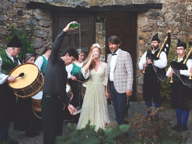 La boda de Guillermo y Almudena en Grado, Asturias 22