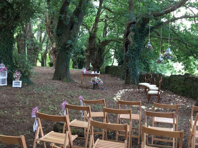 La boda de Juan y Marina en Andeade, A Coruña 2