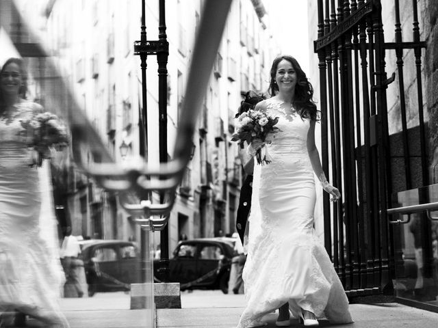 La boda de David y Alicia en Toledo, Toledo 24
