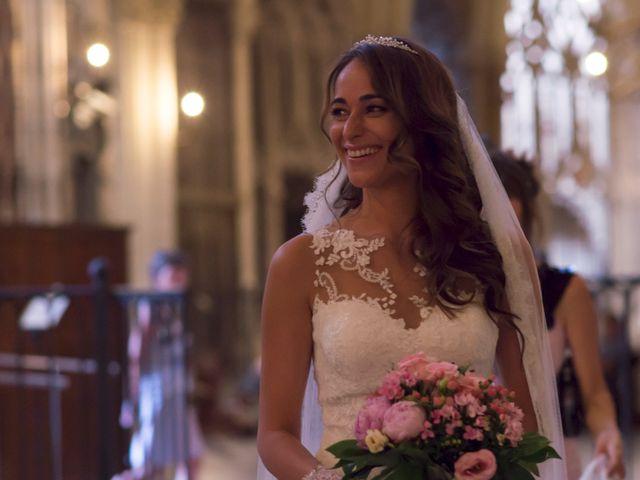 La boda de David y Alicia en Toledo, Toledo 26