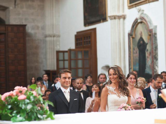 La boda de David y Alicia en Toledo, Toledo 28