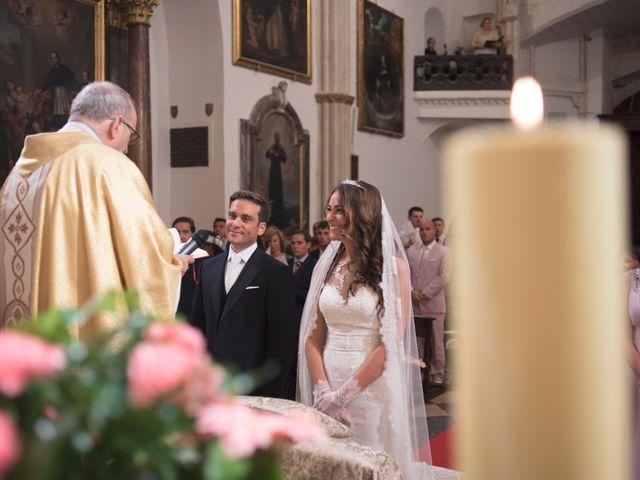 La boda de David y Alicia en Toledo, Toledo 33