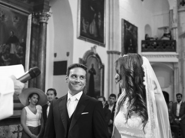 La boda de David y Alicia en Toledo, Toledo 35