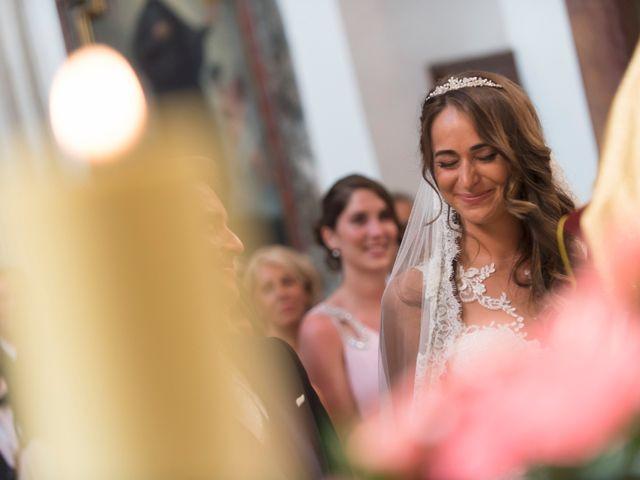 La boda de David y Alicia en Toledo, Toledo 36