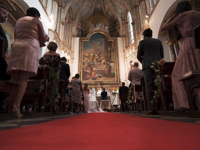 La boda de David y Alicia en Toledo, Toledo 38